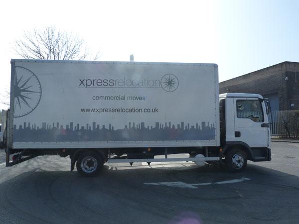 Xpress Relocation Vans 3